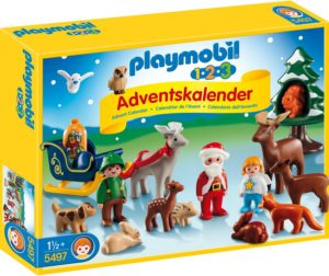 Playmobil Adventskalender 2018
